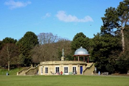 Saltaire Park, now Roberts Park