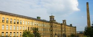 Salts Mill side view