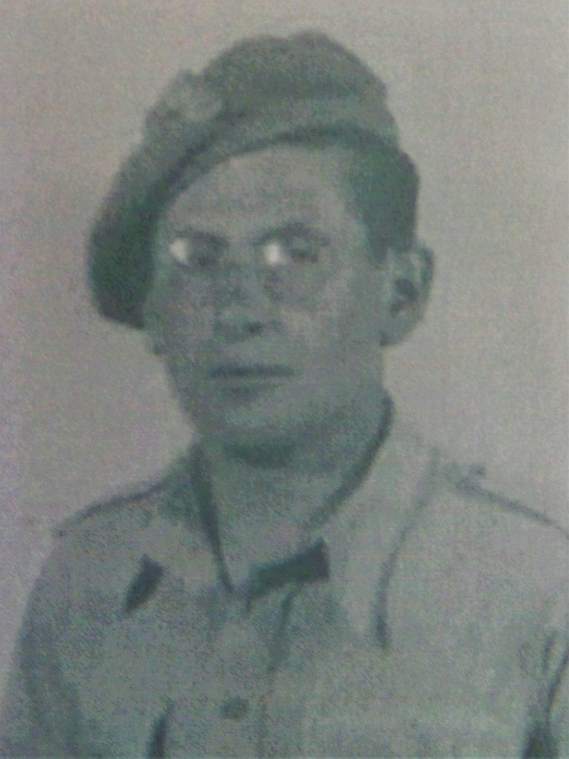 Feliks Czenkusz 1945, Bologna