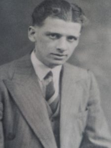 Frank Senior aged 19 years