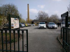 Caroline Street car park