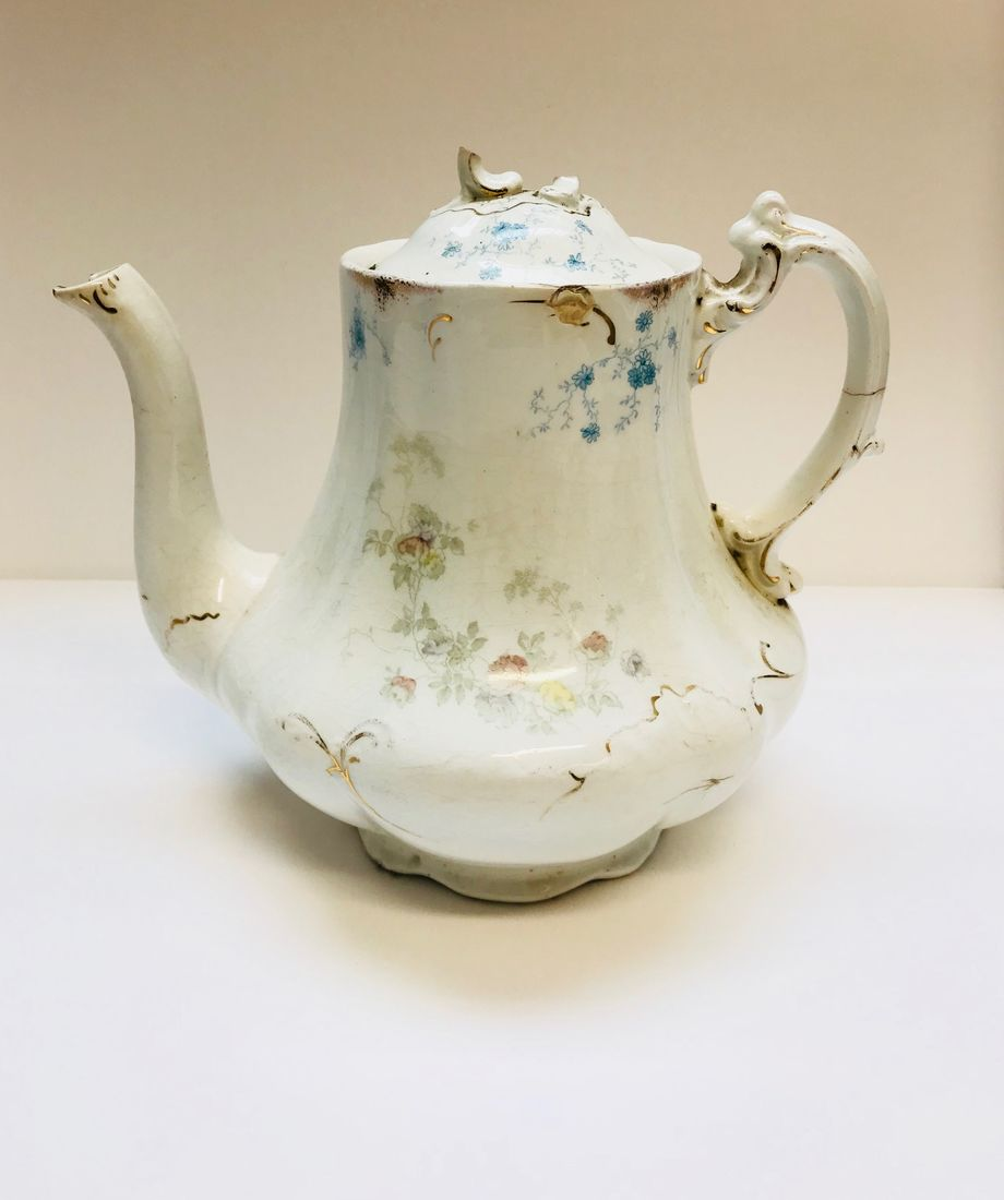 The Dayton Teapot
