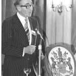 Donald Hanson In The 1970s