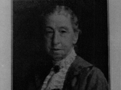 Harriet Byles, Headmistress Of Salts Girls High School 1886-1920