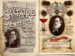 Jubilee souvenir brochure