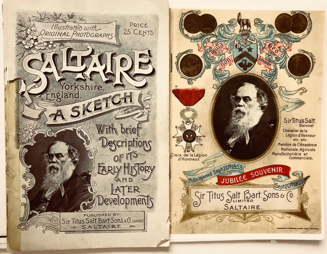 Saltaire – A Jubilee Sketch History (C3b-262b)