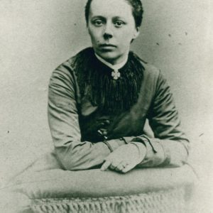 Miss S.M.Griffiths, The First Salts High School For Girls Headmistress (E1b-060b)