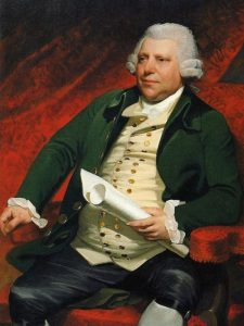 Richard Arkwright by Mather Brown 1790. Courtesy of the New Britain Museum of American Art via Wikimedia Commons