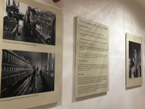 Saltaire Story Boards