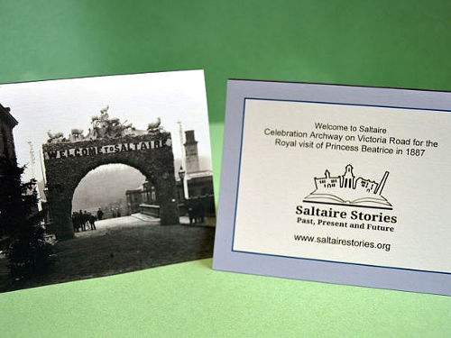 Saltaire Notecards
