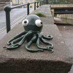 Aire Sculpture Trail Octopus
