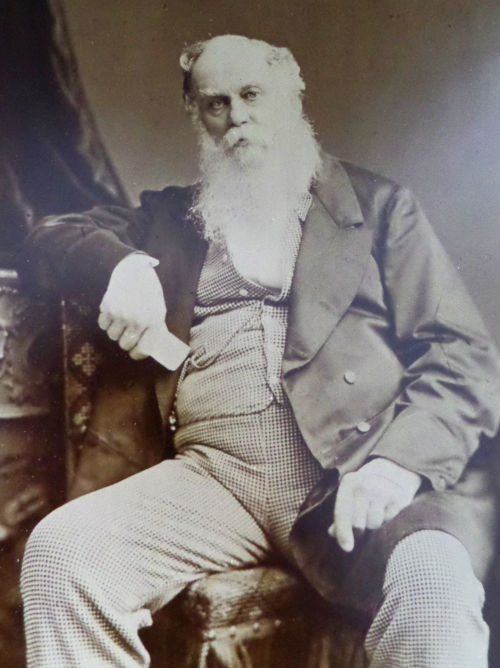 Sir Titus Salt in his later years