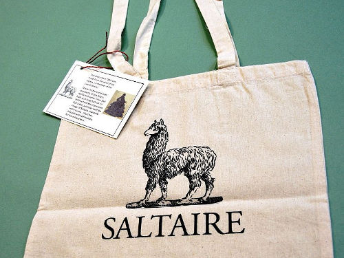Unique Saltaire Alpaca Tote Bag