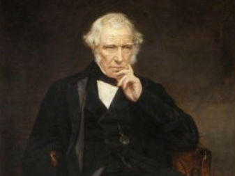 William Fairbairn. Image Courtesy Of Archives, IMechE