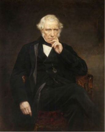 Portrait Of William Fairbairn. Image Courtesy Of Archives, IMechE